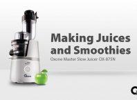 Oxone OX-875 Master Slow Juicer