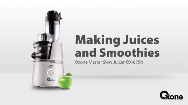 Oxone OX-875 Master Slow Juicer