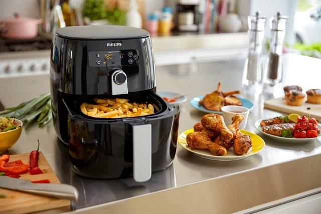 Cara Kerja dan Jenis Air Fryer Sebagai Peralatan Dapur