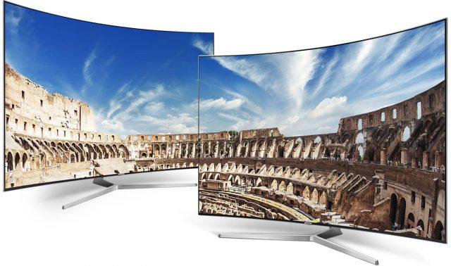 Beberapa Kelebihan Samsung Curved TV Yang Perlu Kamu Ketahui